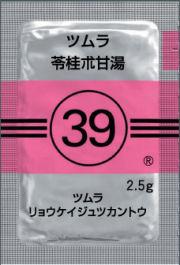 ツムラ 苓桂朮甘湯 エキス顆粒(医療用)